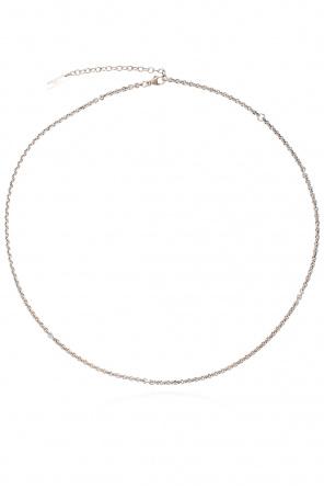 Short necklace od Saint Laurent