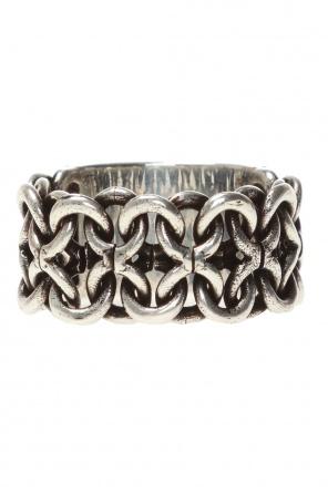 Brass ring od Saint Laurent