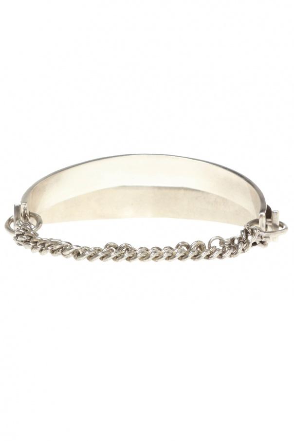 Logo bracelet od Saint Laurent