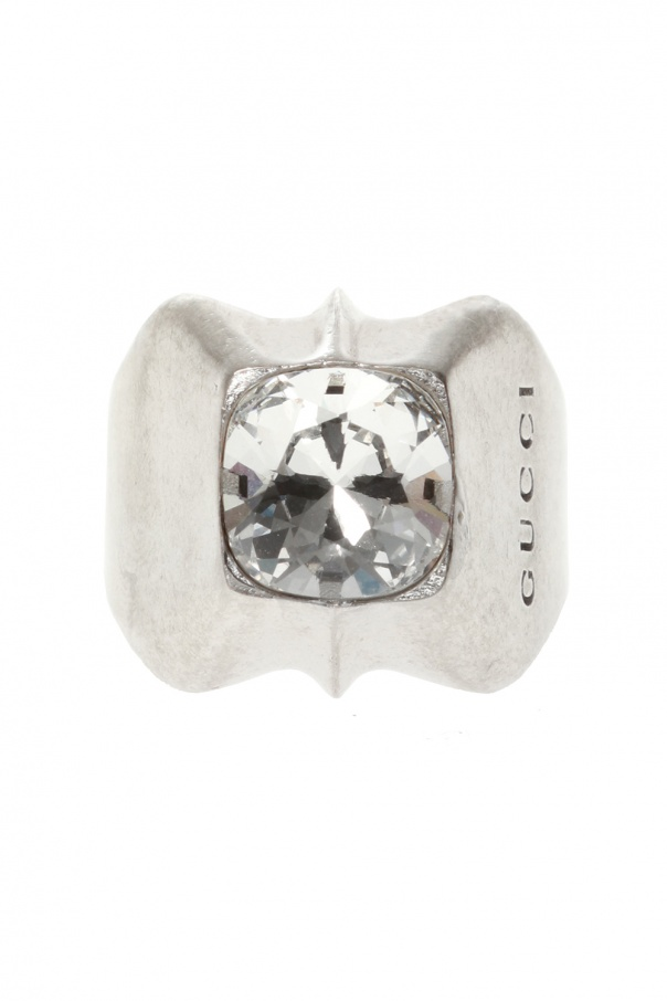Gucci Ring with logo