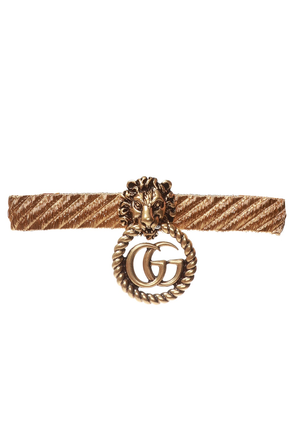 Gucci Bracelet with logo