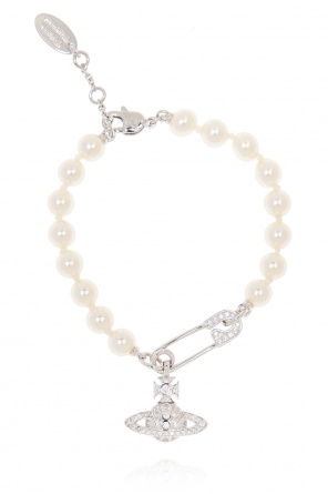 'lucrece' bracelet with logo od Vivienne Westwood