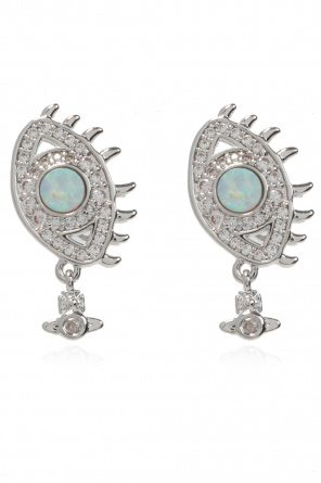 'rahmona' earrings od Vivienne Westwood