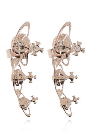 Earrings with logo od Vivienne Westwood