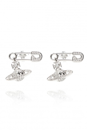 'lucrece' drop earrings od Vivienne Westwood