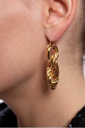 Drop earrings od Bottega Veneta