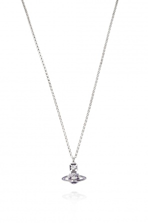 'rodica' necklace with logo od Vivienne Westwood