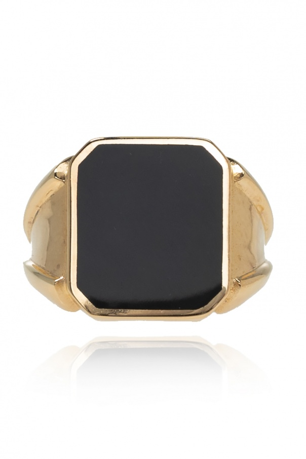 Bottega Veneta Embellished ring