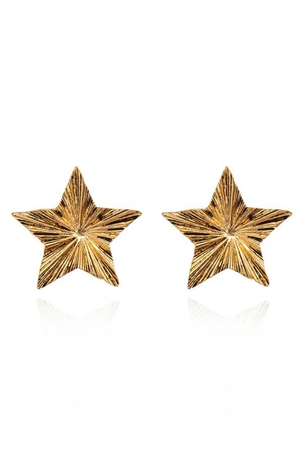 Saint Laurent Clip-on earrings