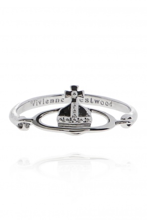 'vendome' ring with logo od Vivienne Westwood