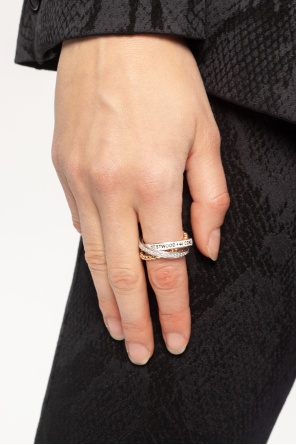 'cerces' triple ring od Vivienne Westwood
