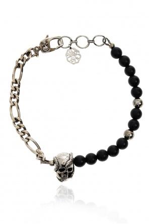 Skull bracelet od Alexander McQueen