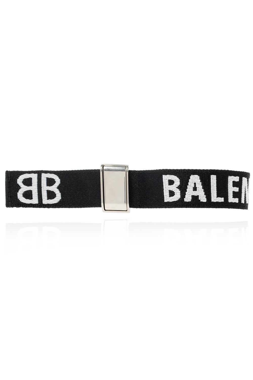 Balenciaga Bracelet with logo