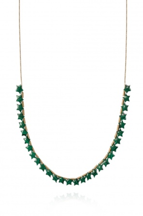 Embellished necklace od Bottega Veneta