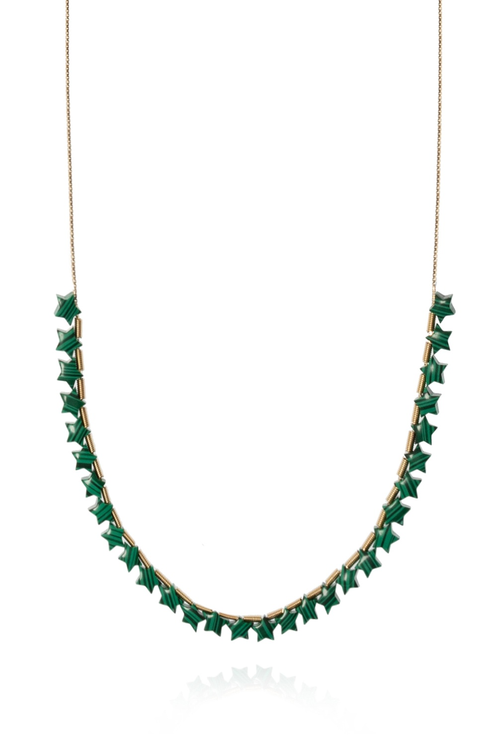 Bottega Veneta Embellished necklace