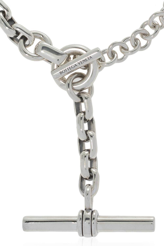 Bottega Veneta Silver bracelet