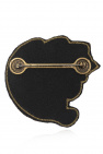 Gucci Sequined brooch