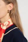 Gucci Logo earrings