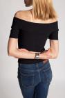 Alexander McQueen Bracelet with logo