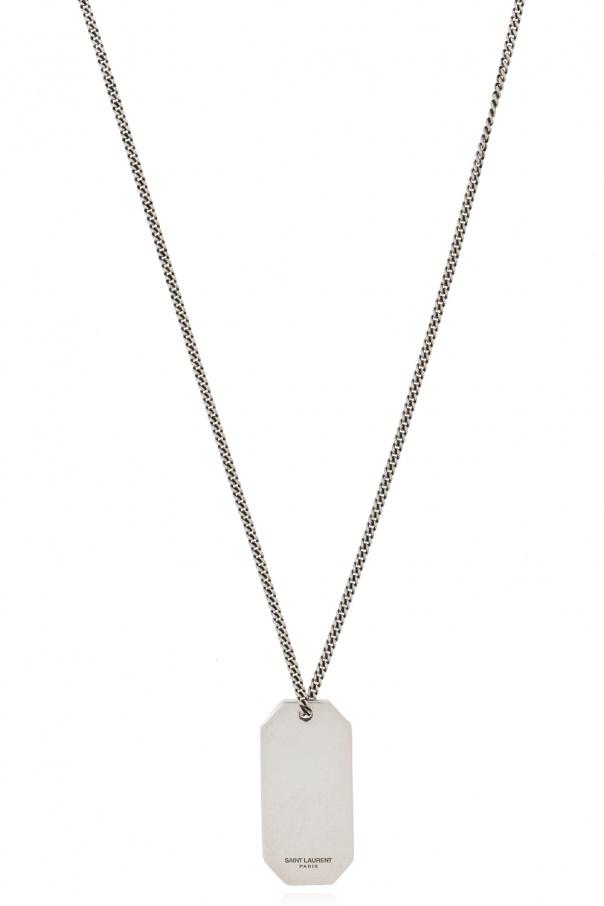 Saint Laurent Necklace with pendant