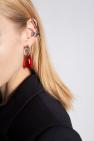 Alexander McQueen Jewellery set with logo