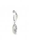 Alexander McQueen Brass earrings