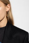 Alexander McQueen Earrings with logo