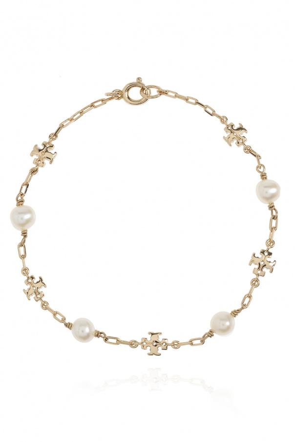 Tory Burch Pearl-embellished bracelet