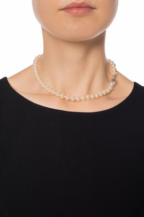 Necklace with swarovski pearls od Salvatore Ferragamo