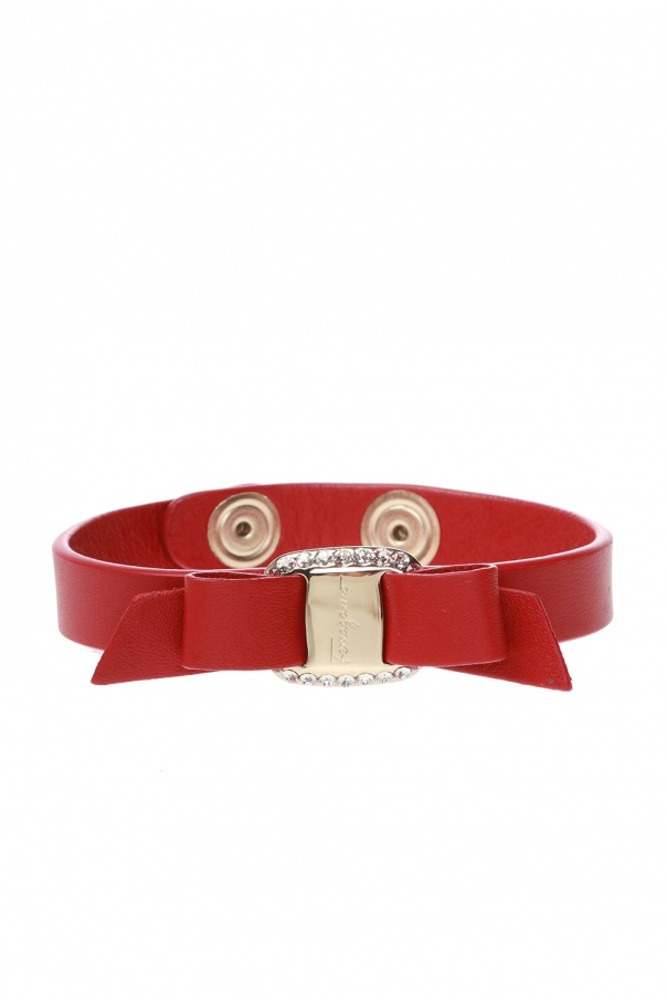 Salvatore Ferragamo Bracelet with logo