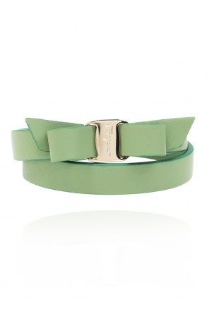 Double bracelet od Salvatore Ferragamo
