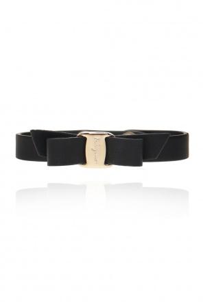 Bracelet with logo od Salvatore Ferragamo