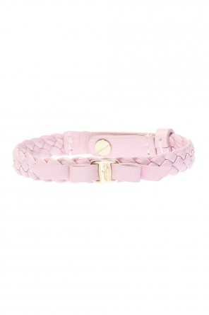 Woven bracelet with bow od Salvatore Ferragamo
