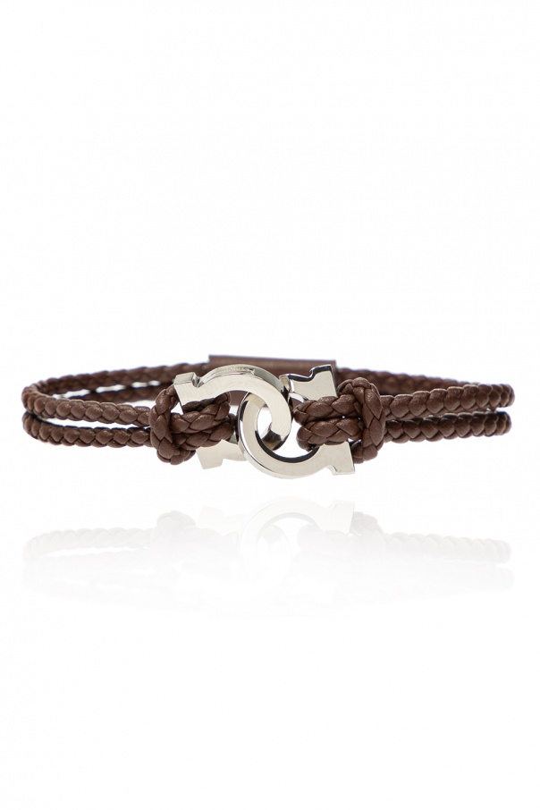 Salvatore Ferragamo Braided bracelet