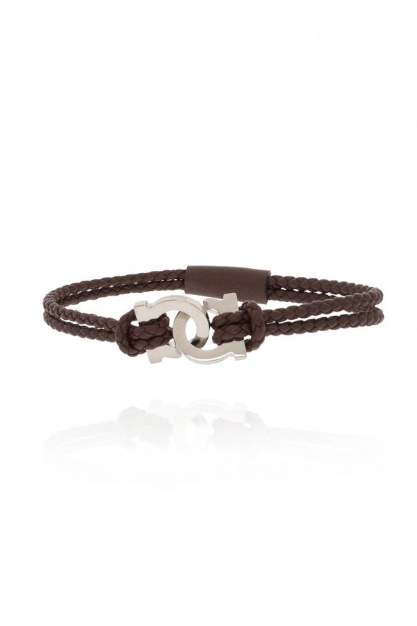 Salvatore Ferragamo Logo bracelet