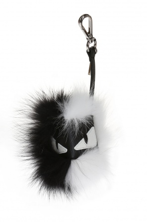 Fur key ring od Fendi