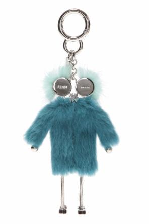 'teen witches' key ring od Fendi