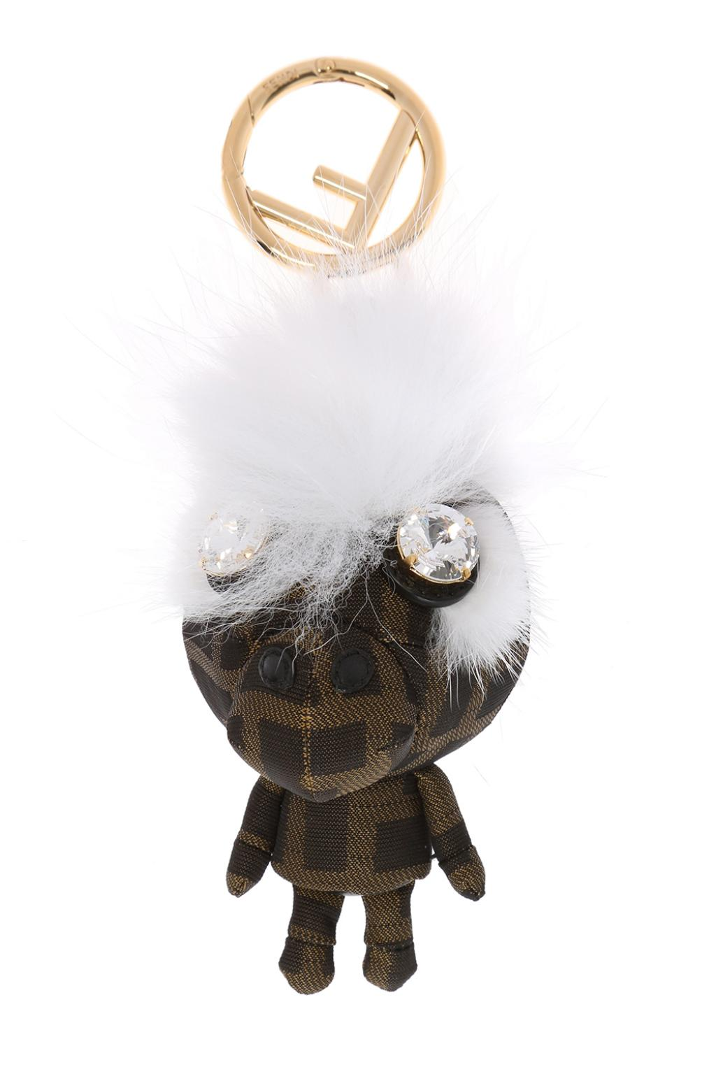 Fendi 'Space Monkey' keyring
