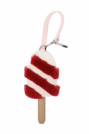 Ice-cream keyring od Fendi
