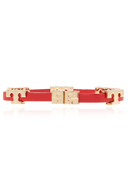 Tory Burch 'Serif-T' bracelet