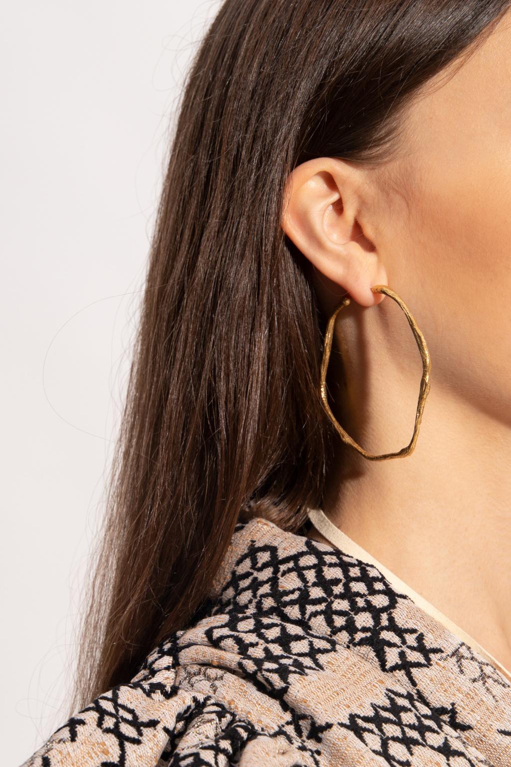 Forte Forte 圆形款式耳环