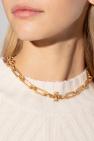 Tory Burch Brass necklace