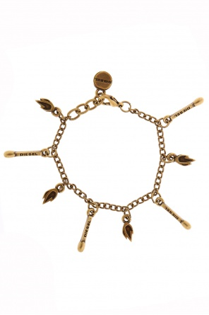 Bracelet with charms od Diesel