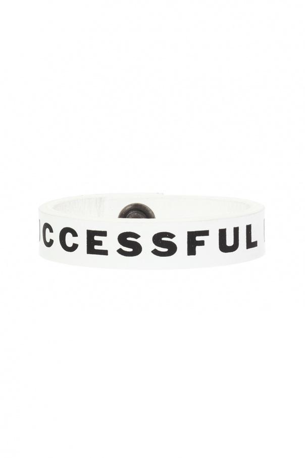 Diesel Logo bracelet