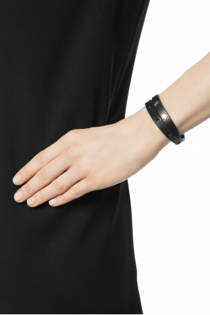 Cut-out double bracelet od Diesel