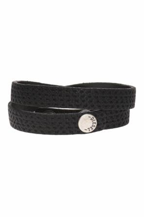 Leather bracelet od Diesel