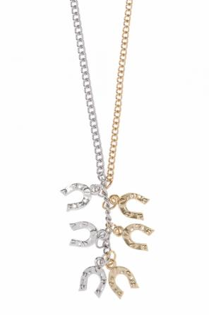 Chain necklace with charms od Diesel