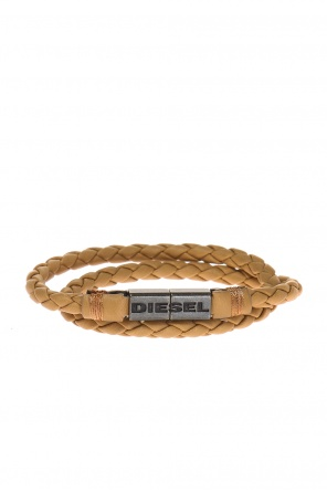 Double braided bracelet od Diesel