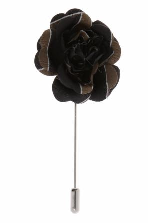 Rose motif pin od Lanvin