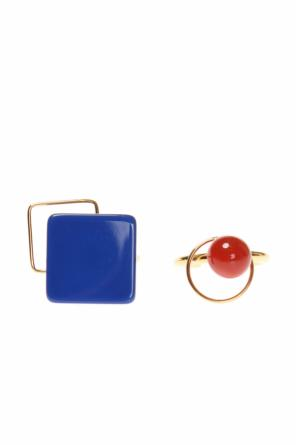 Set of two rings od Marni